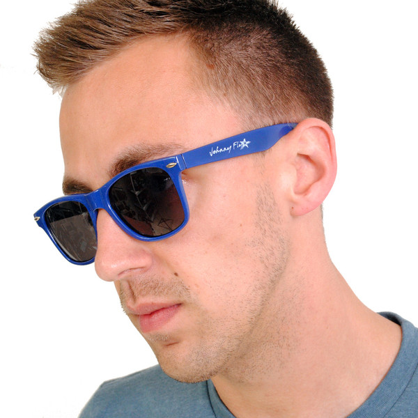 Fly Shades Dark Blue